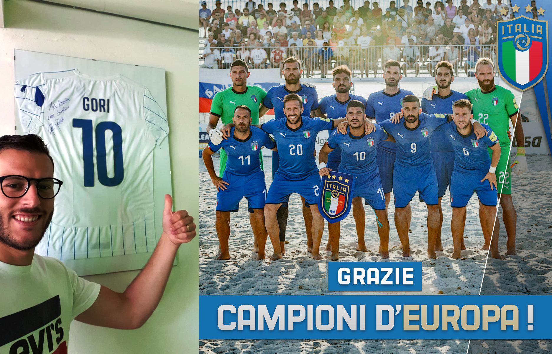 Complimenti Gabriele!